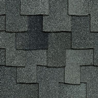 Owens Corning Woodcrest Granite Swatch