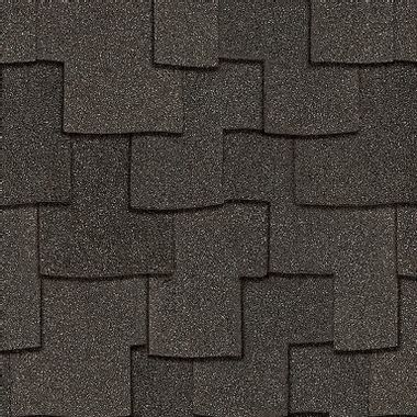 Owens Corning Woodcrest Mesquite Swatch
