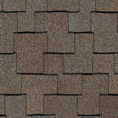 Owens Corning Woodcrest Summerwood Swatch