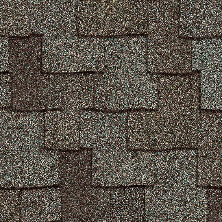 Owens Corning Woodcrest Sycamore Swatch