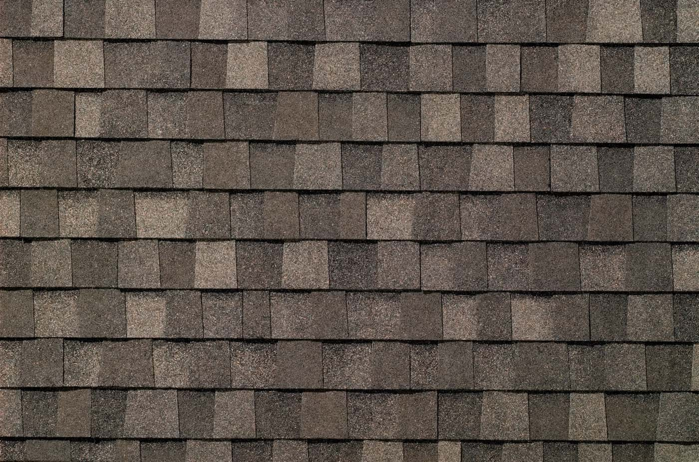 TAMKO Heritage Premium Weathered Wood Swatch