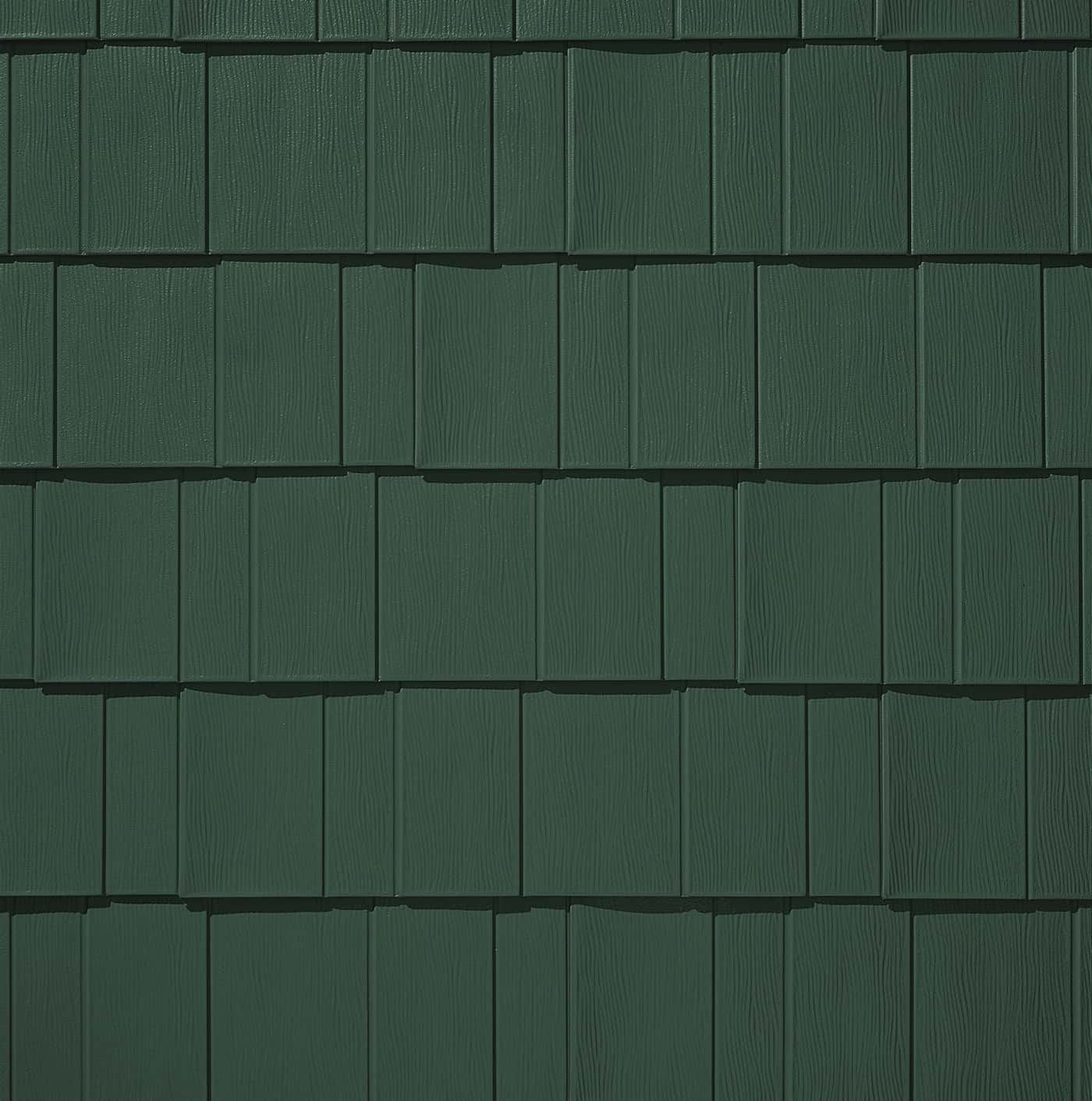 TAMKO Metalworks Astonwood Forest Green Swatch