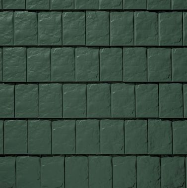 TAMKO Metalworks Stonecrest Slate Forest Green Swatch