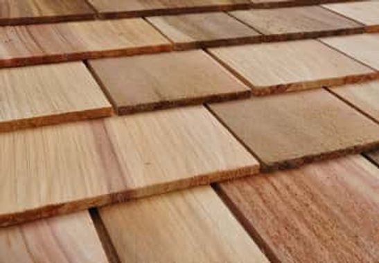 Watkins Sawmills Ltd Cedar Shingles Perfection #1 Grade Swatch